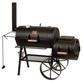 "Joe's Barbeque Smoker 16"" Classic mit Kochplatte"