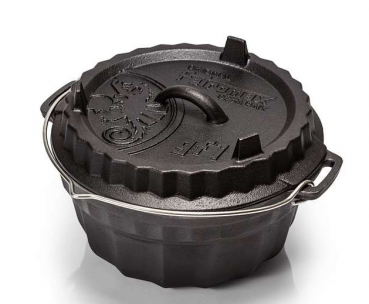 Petromax Ring Cake Pan gf1 withTarte Case Lid