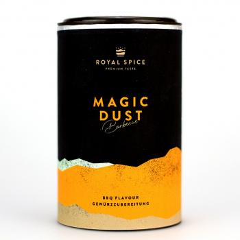 Royal-Spice Magic Dust, BBQ-Rub, Trockenmarinade für BBQ, 120g Dose