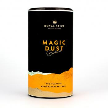 Royal-Spice Magic Dust, BBQ-Rub, Trockenmarinade für BBQ, 350g Dose